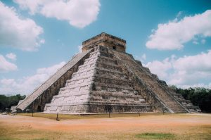 Exotic ride to the stunning Chichen Itza one of thehellip