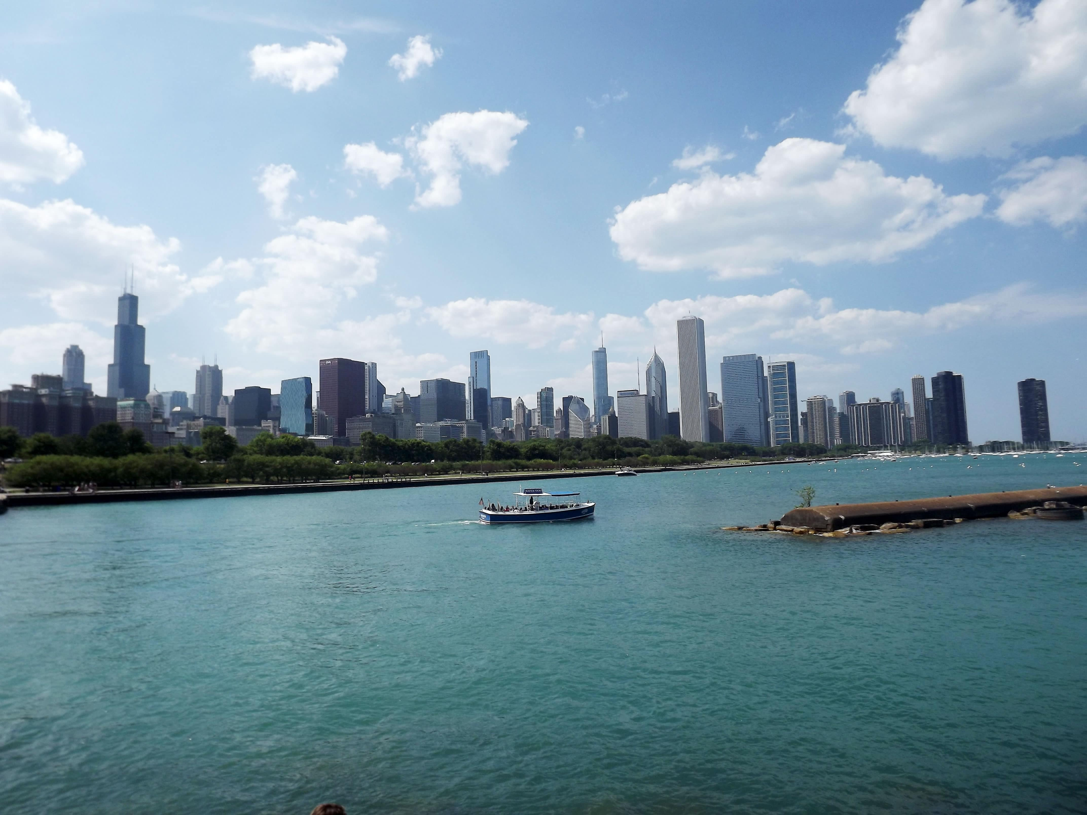 chicago en une journée