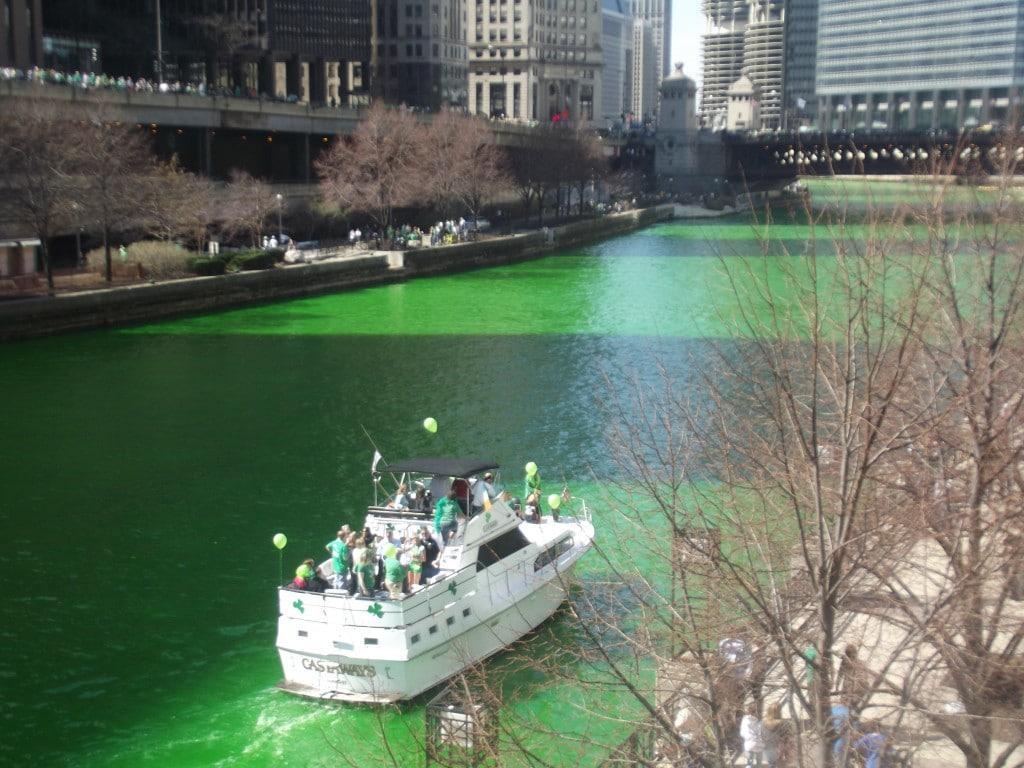 rivière Chicago