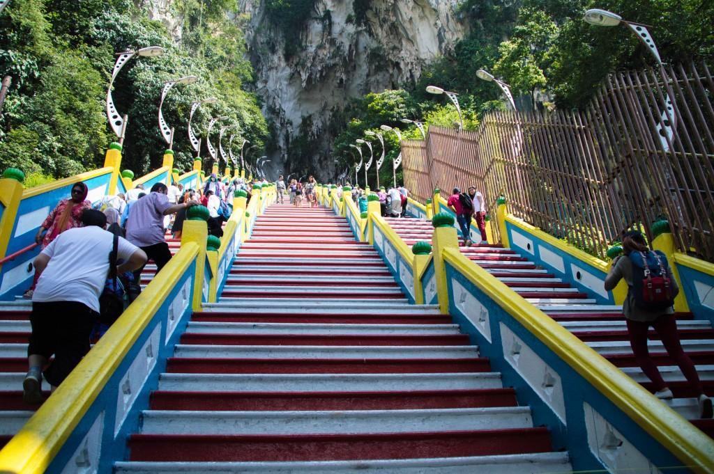 marches batu caves