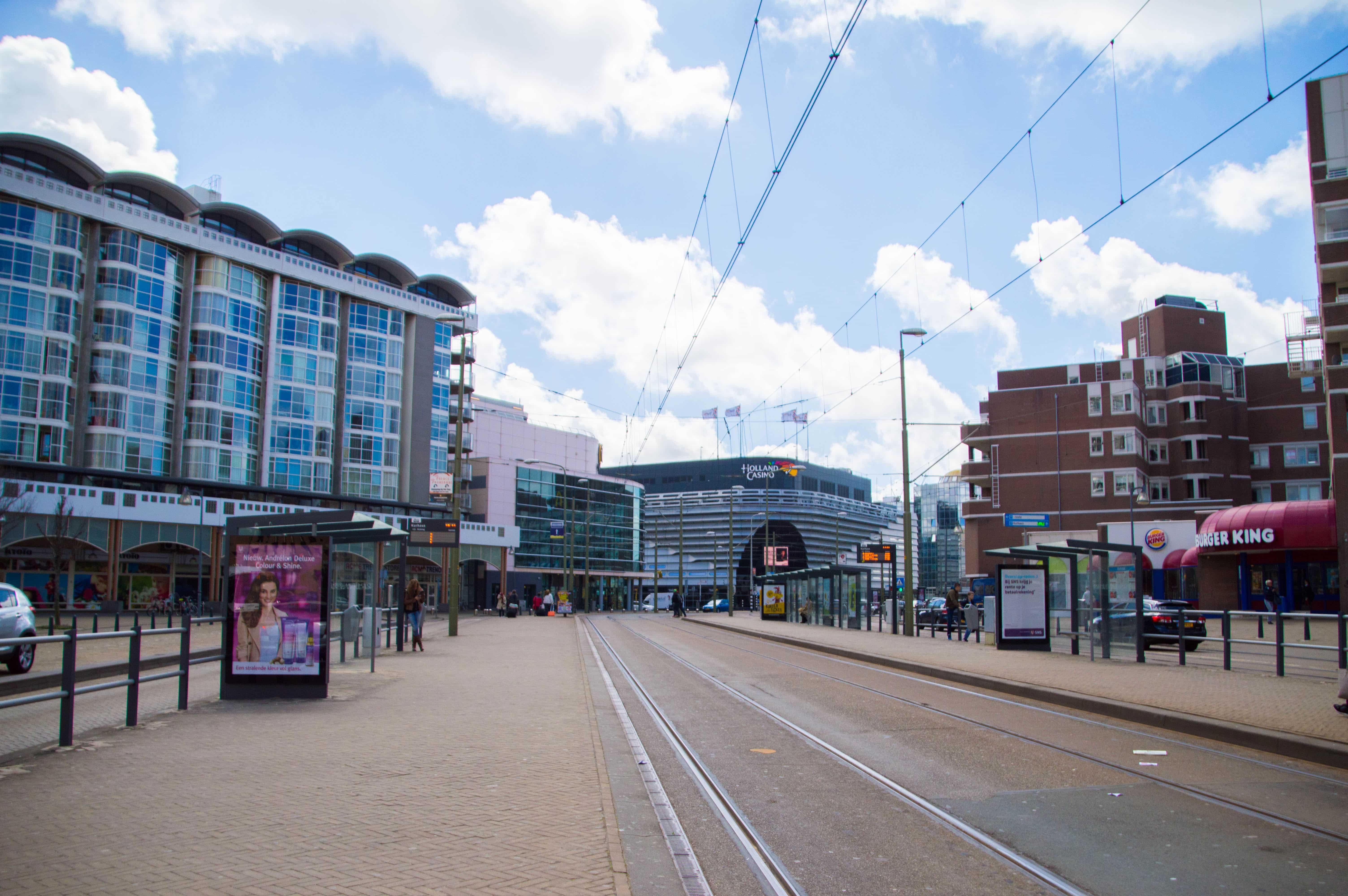 tram la Haye