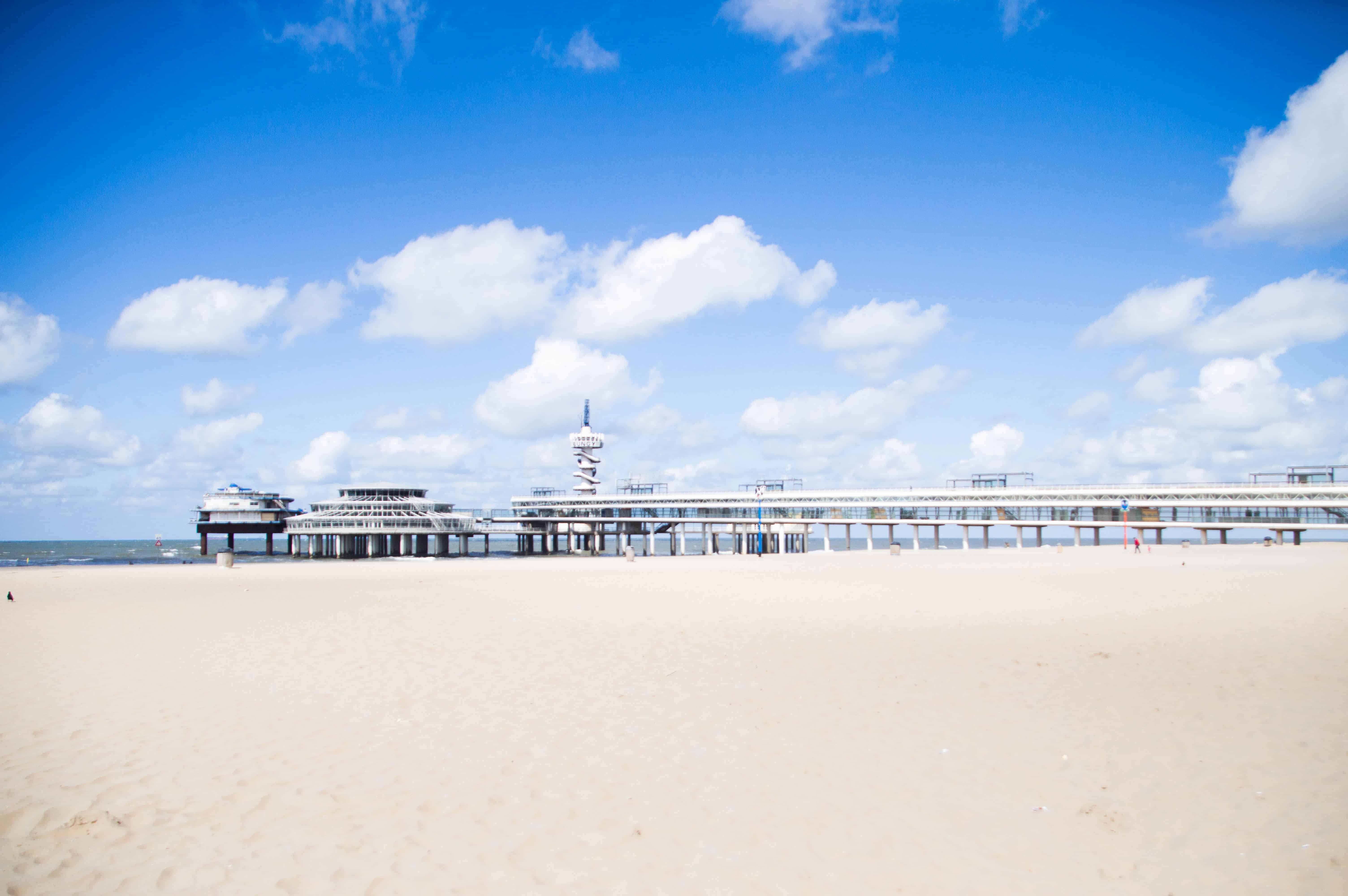 plage la Haye