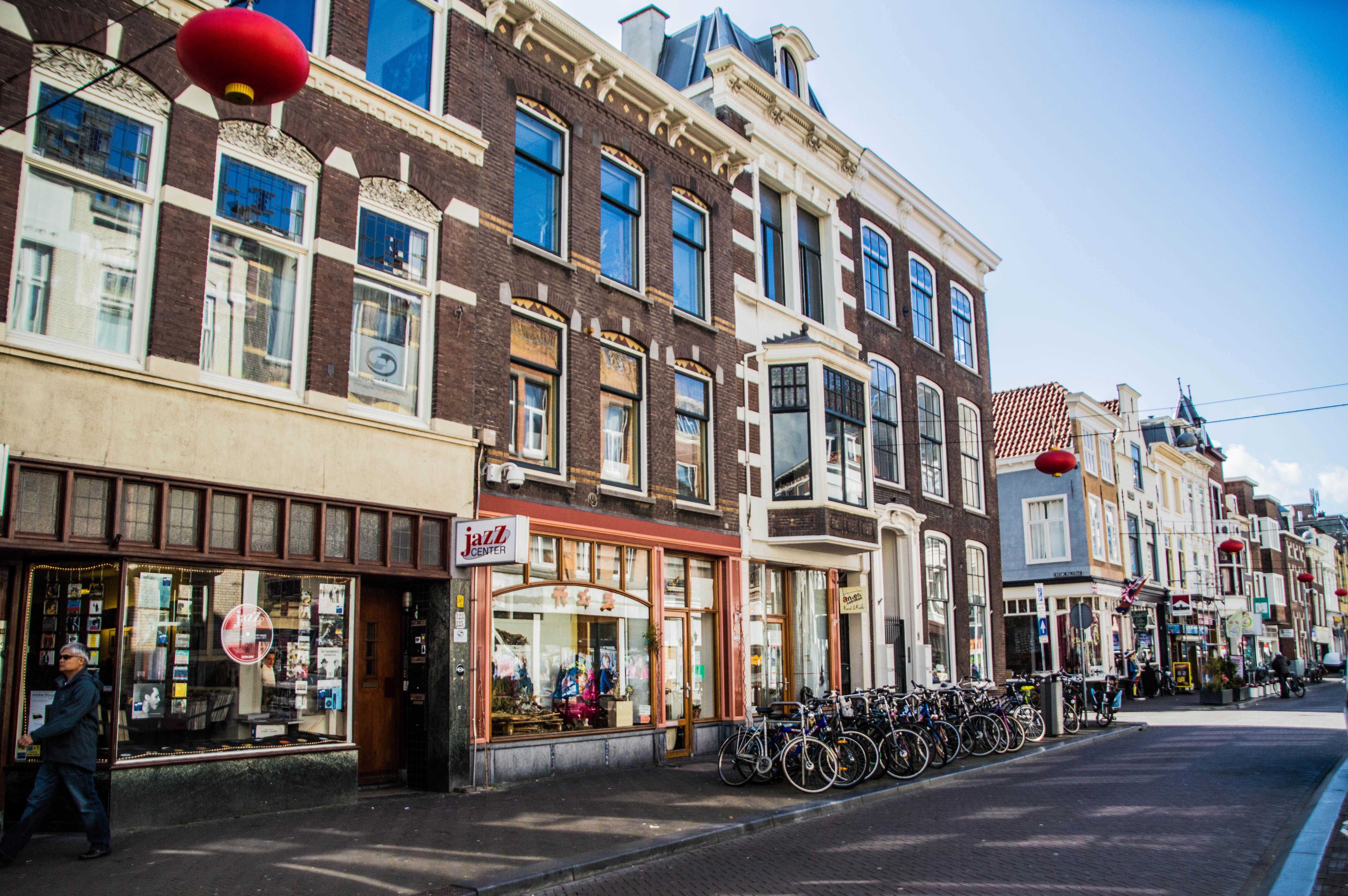 Ville La Haye Pays Bas