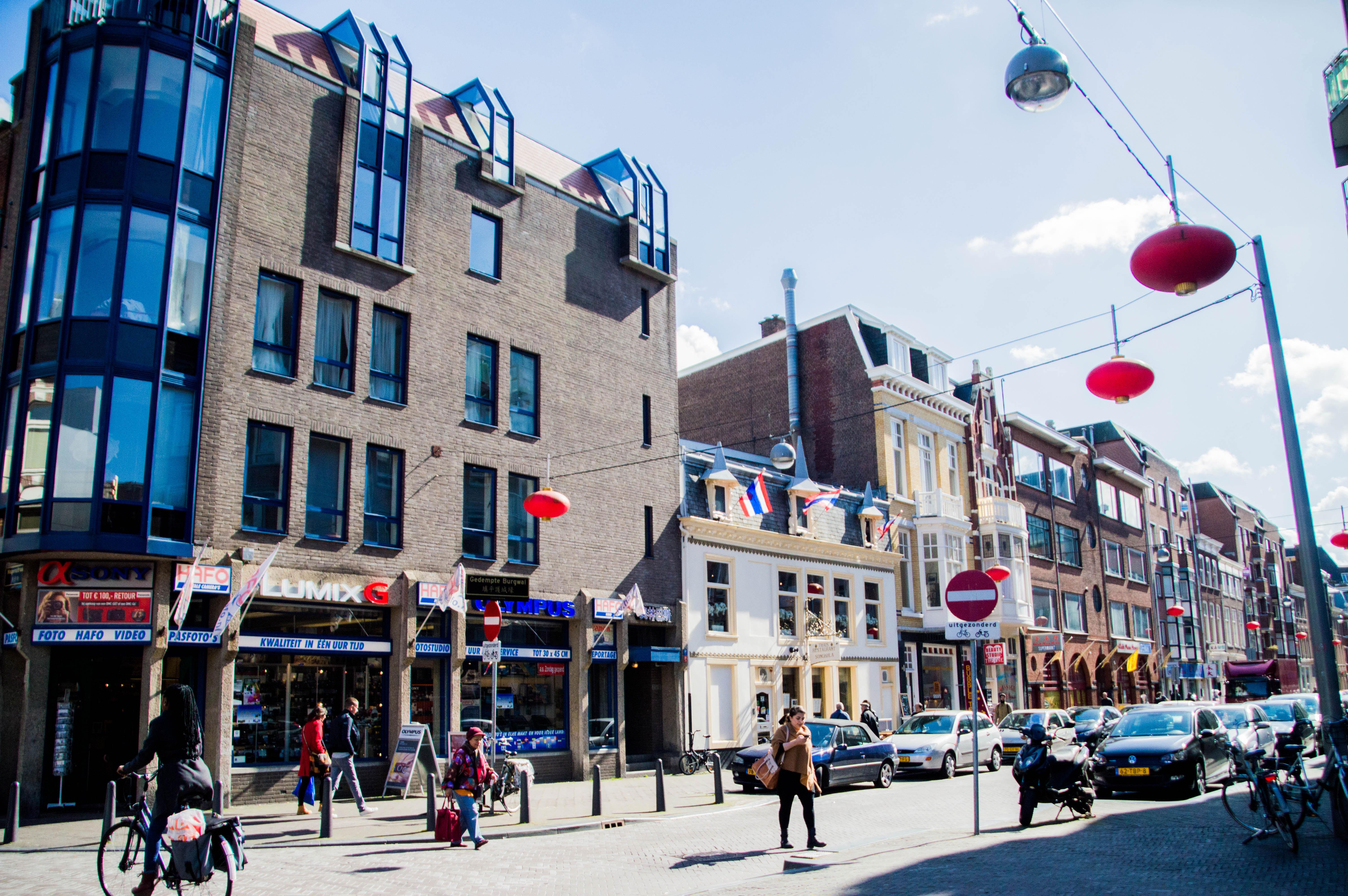 Chinatown La Haye