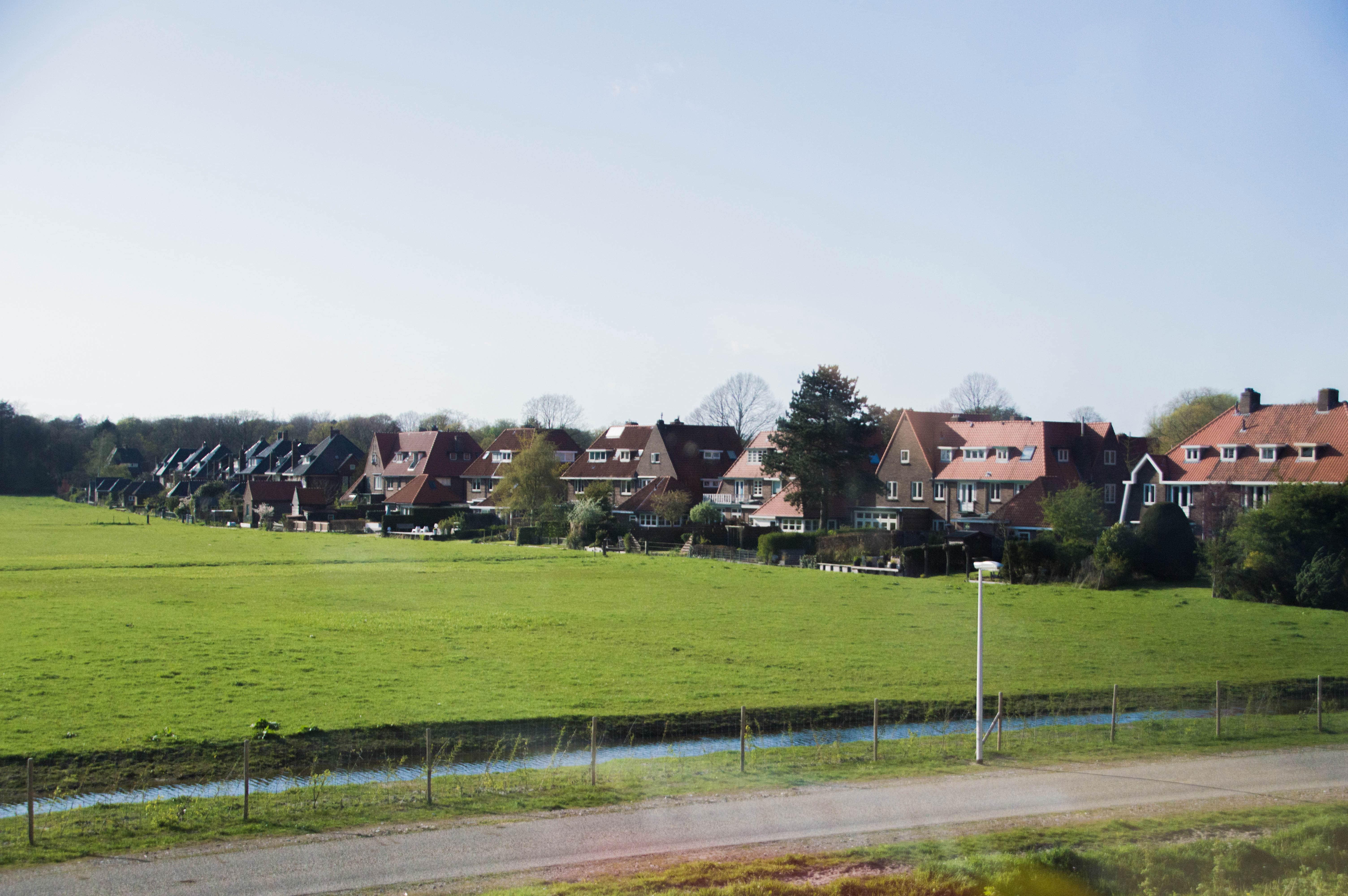 Campagne au Pays Bas