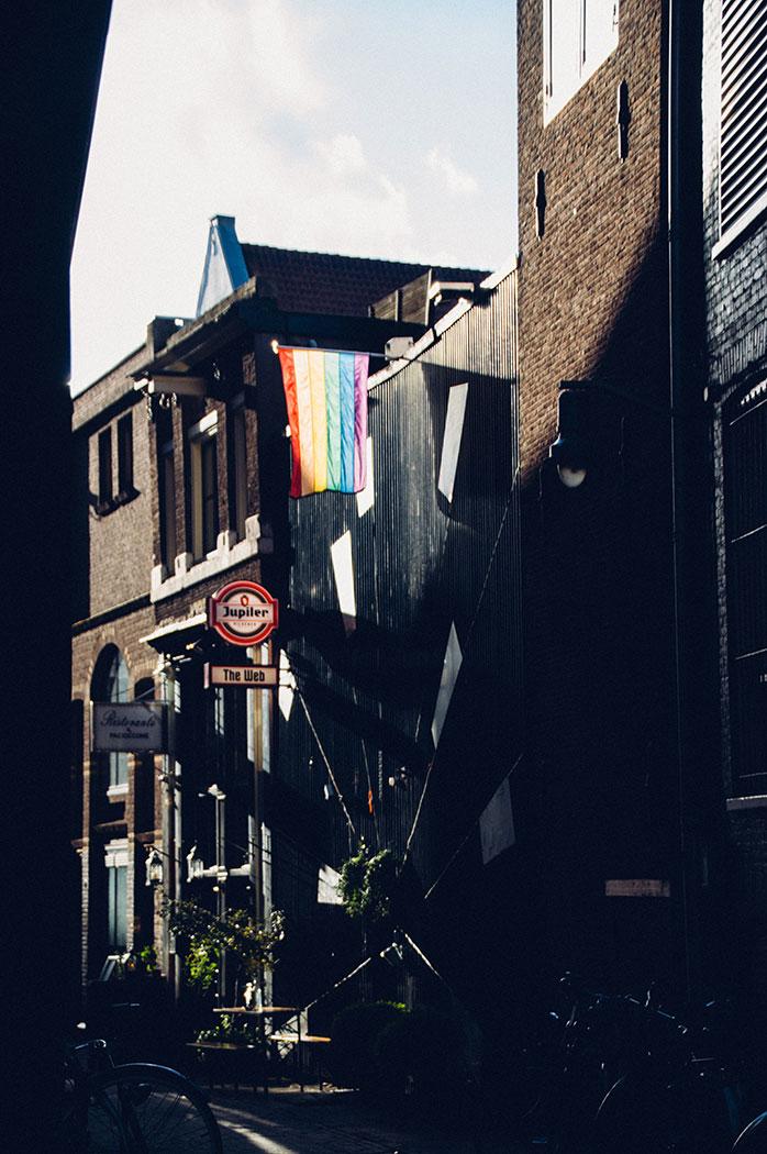 Quartier Gay Amsterdam