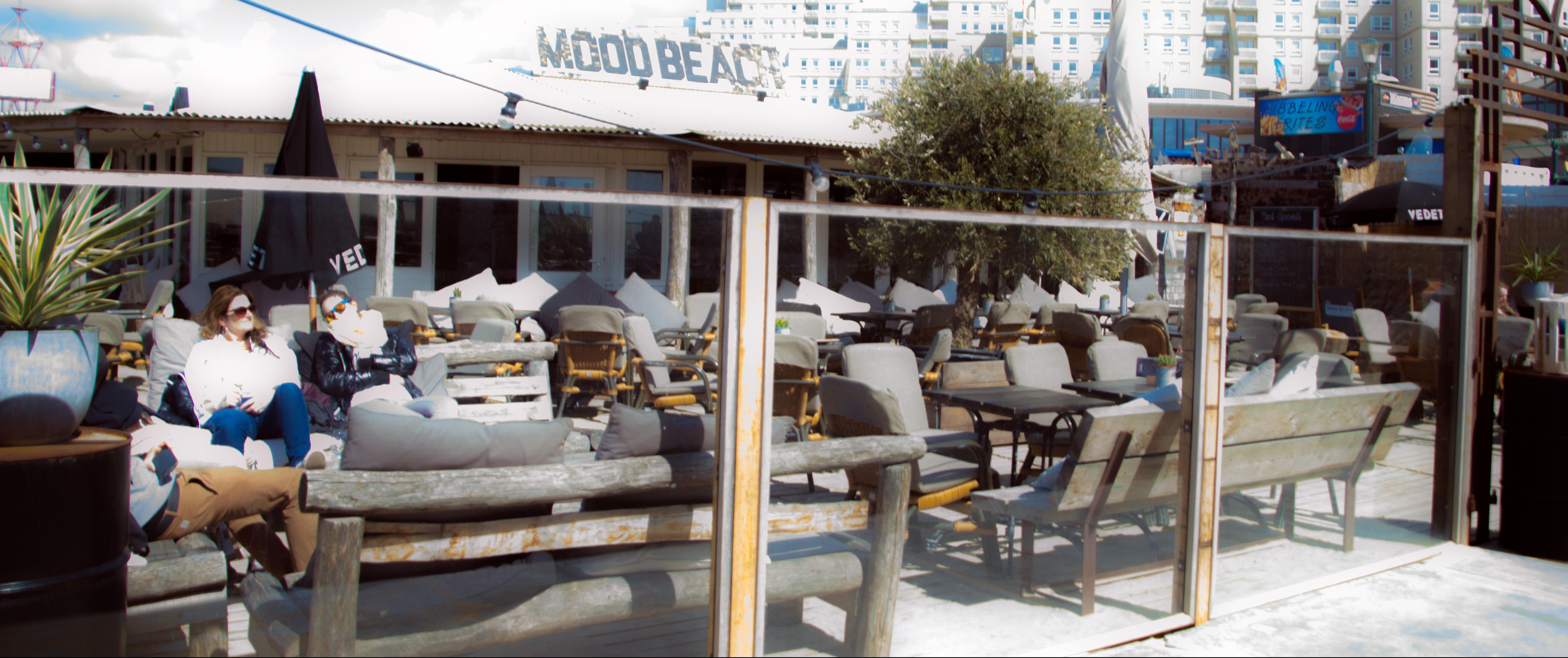 Mood Beach Bar La Haye