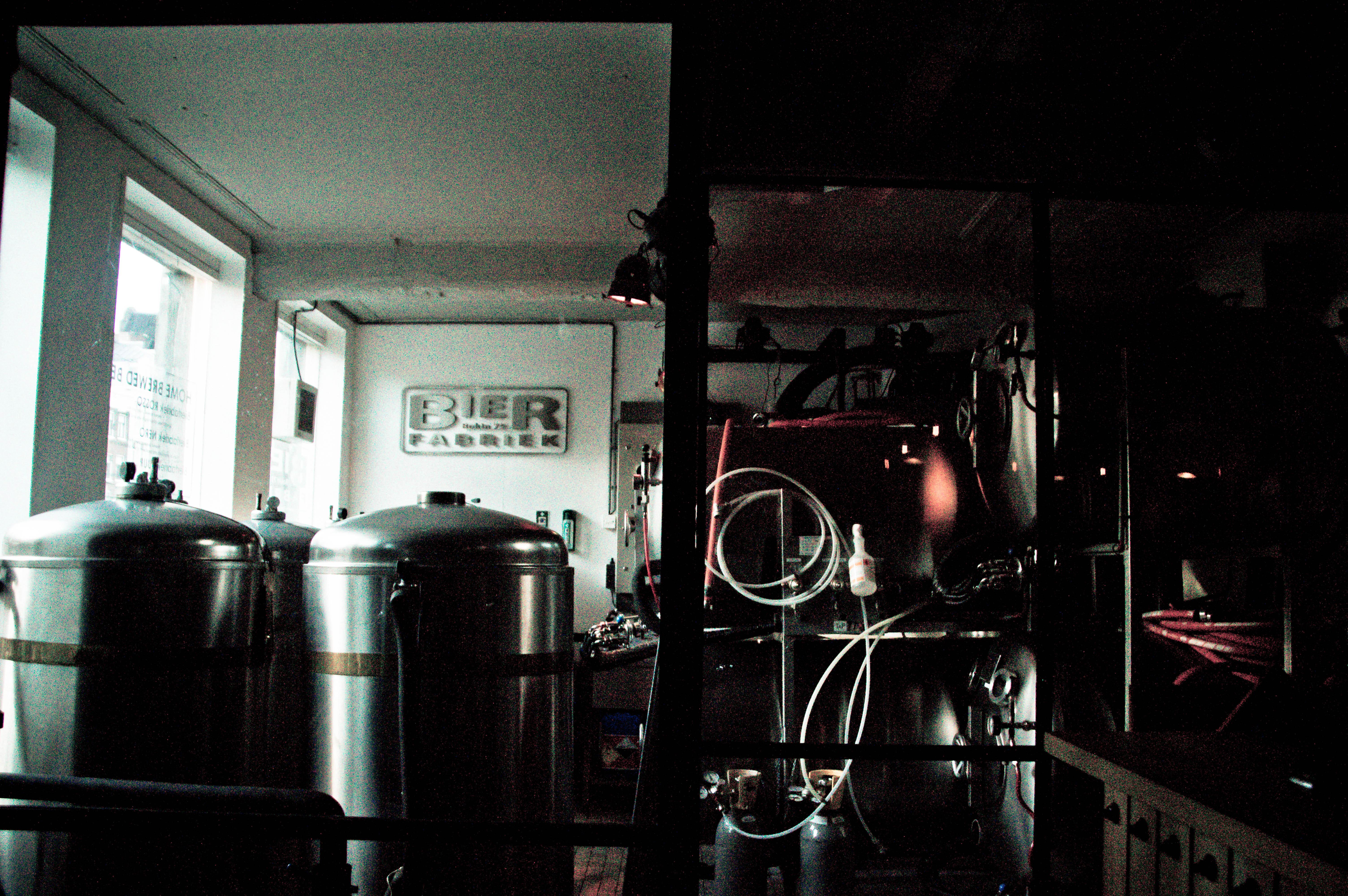 Bier Fabriek Amsterdam pays bas