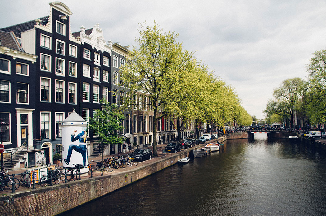 Amsterdam The Frenchie Abroad