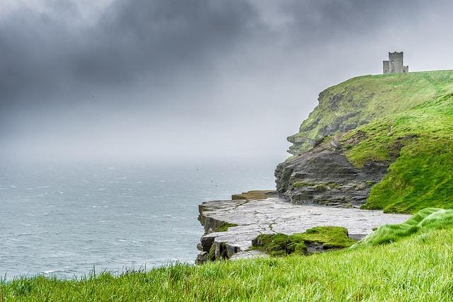 Falaise de Moher Irlande