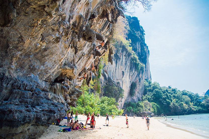 escalade tonsai beach