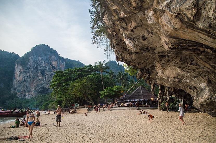 plage tonsai beach