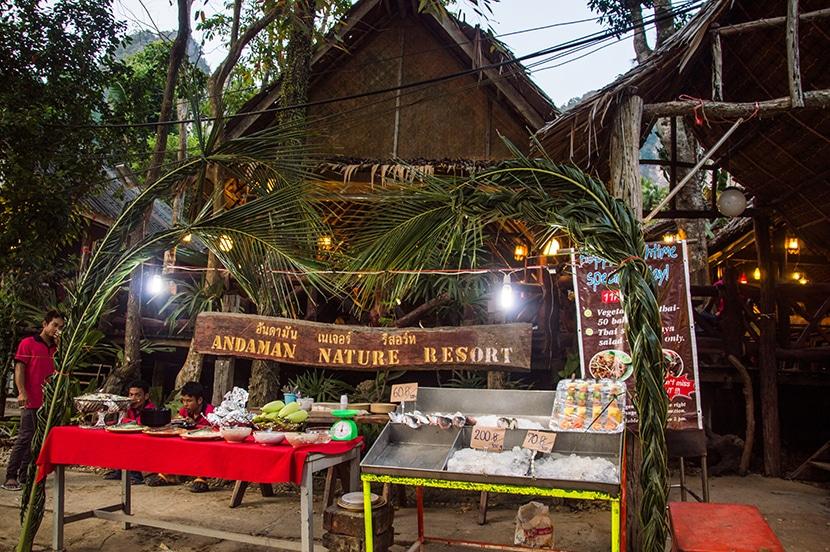 vente poissons tonsai beach
