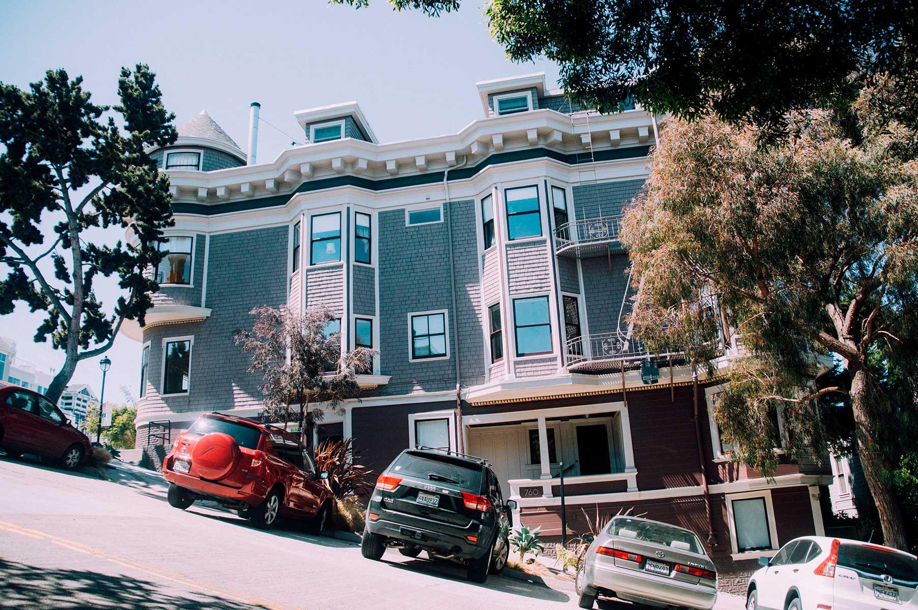 rue maison san francisco