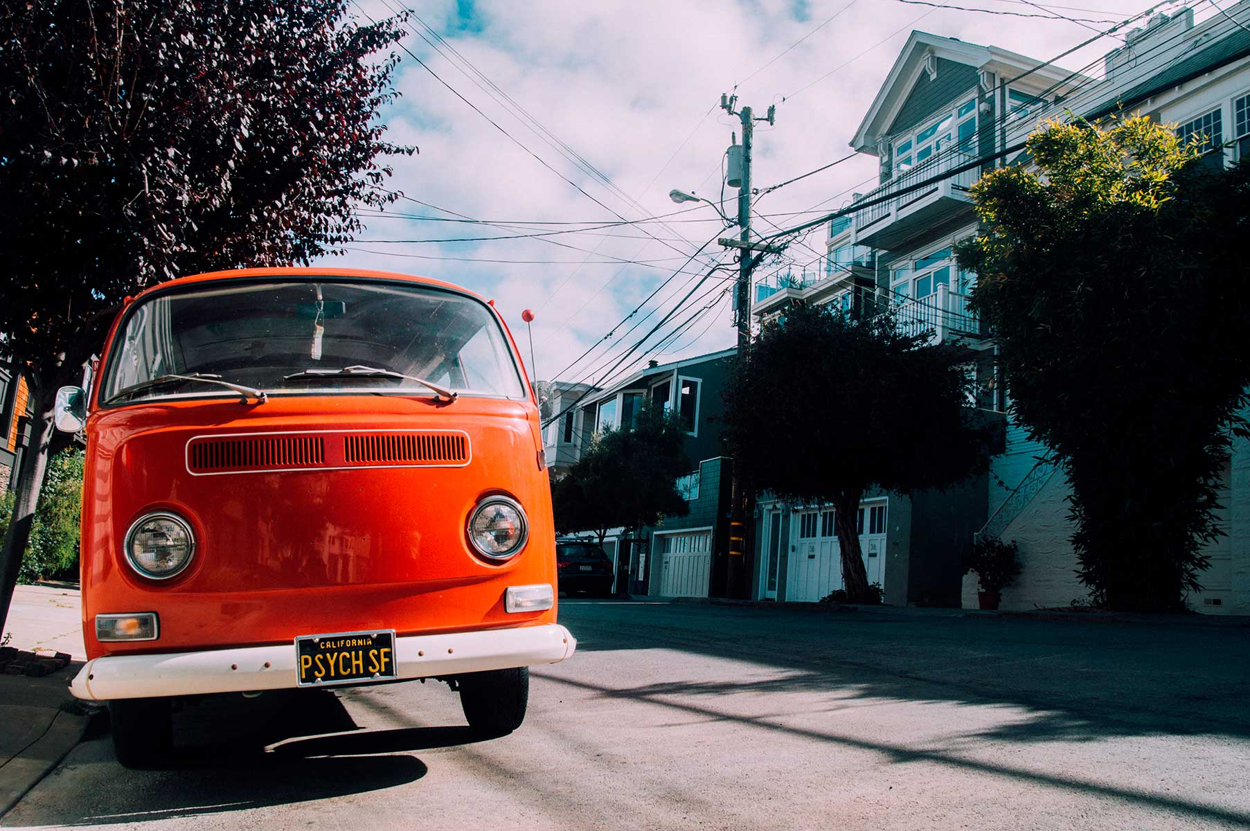 Combi San Francisco