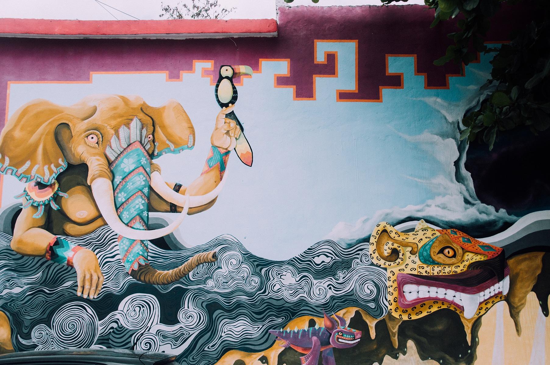 Tulum Street Art
