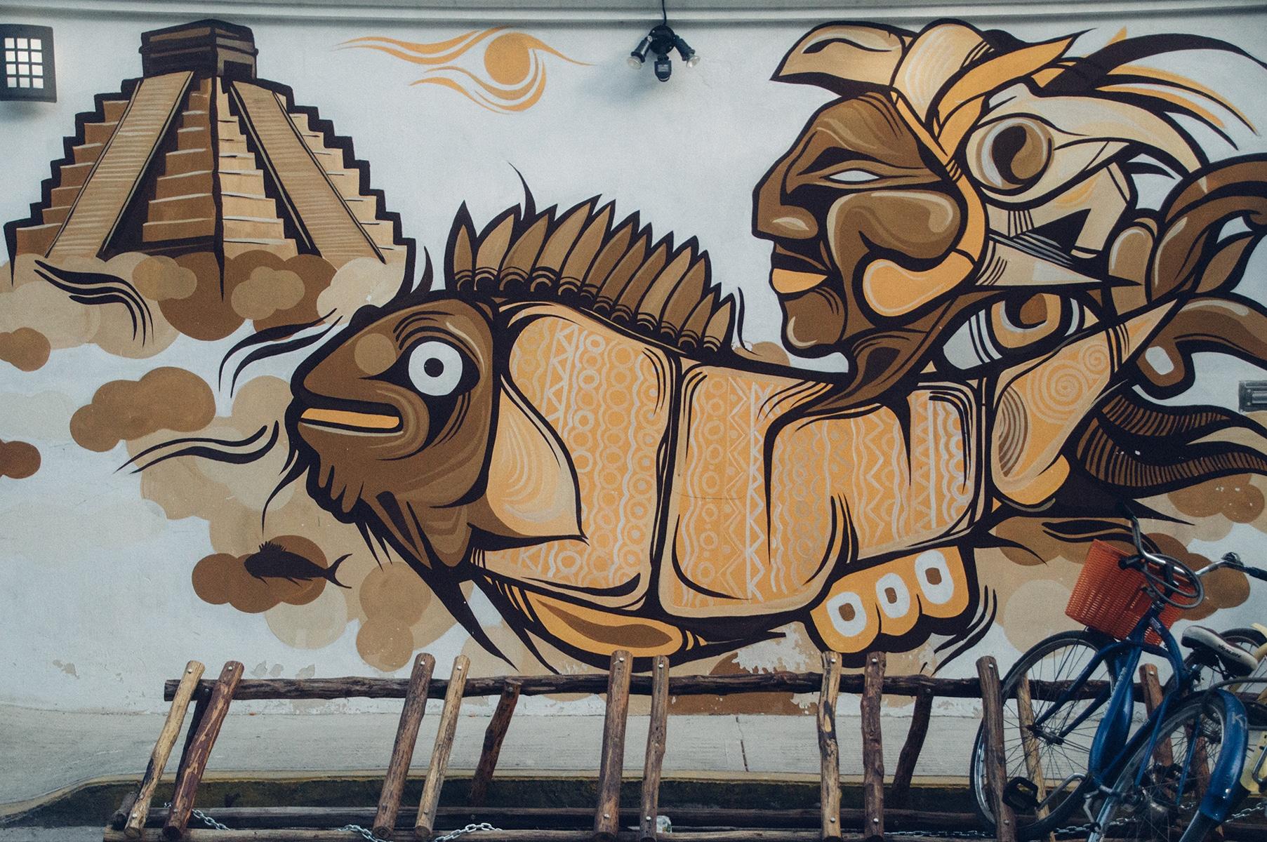 street art tulum