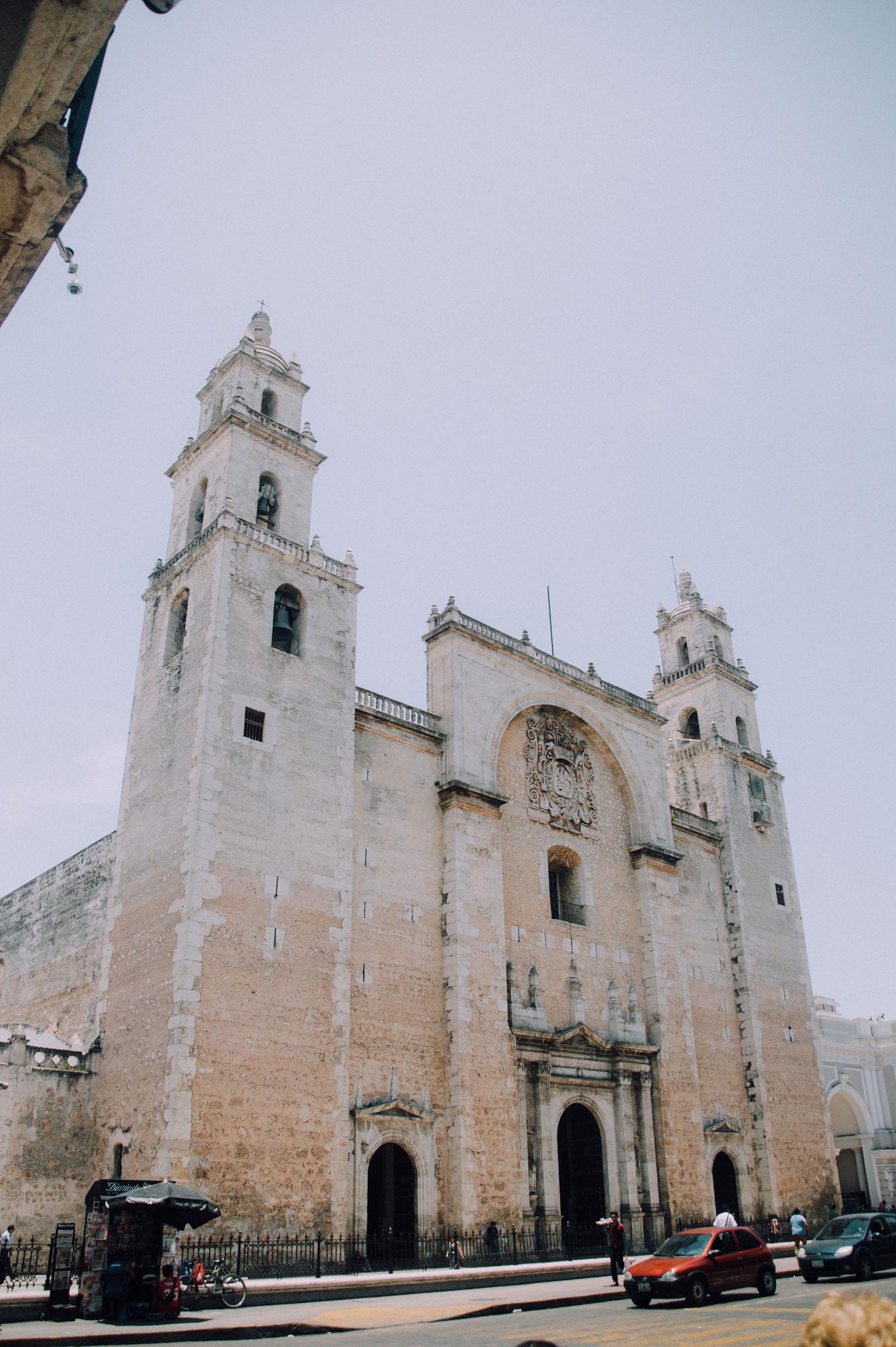 cathédrale mérida