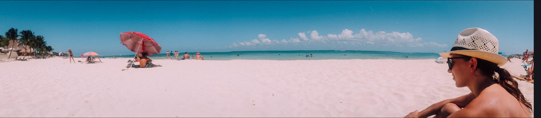 playa del carmen plage