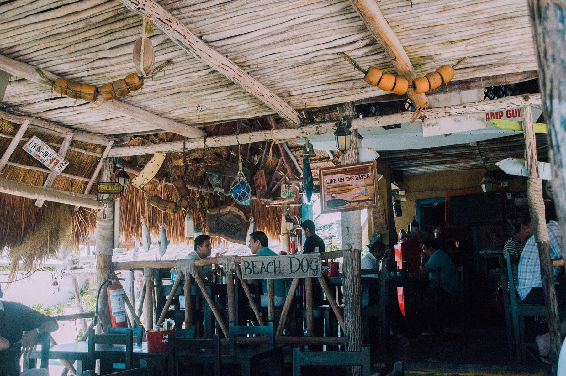 restaurant puerto morellos