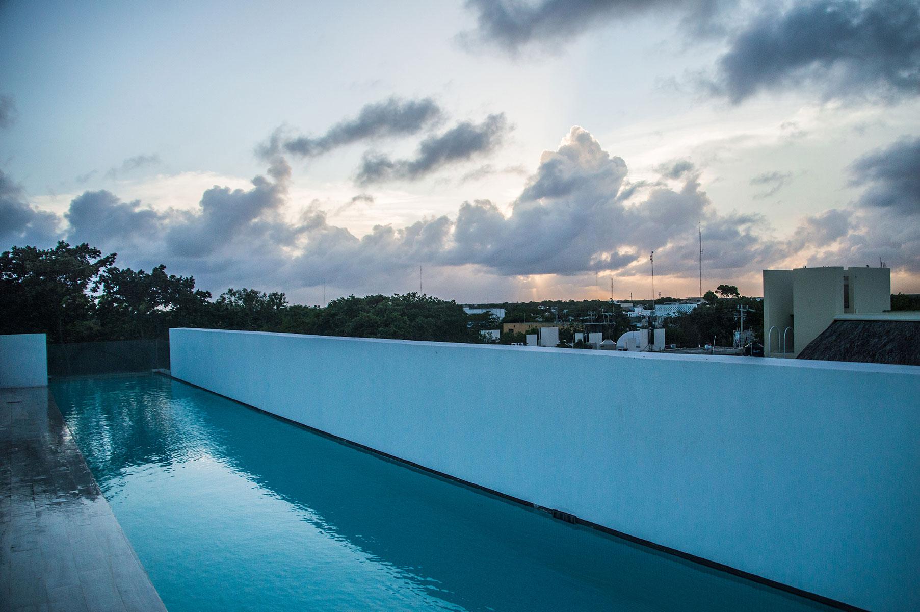 piscine tulum airbnb