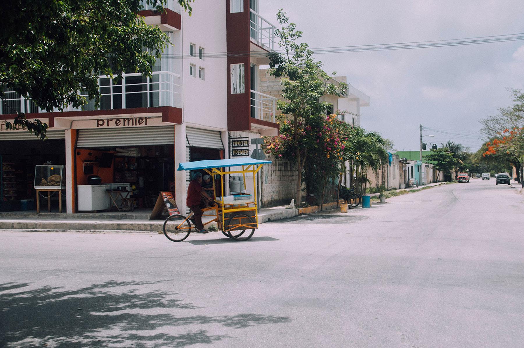 Tulum centre