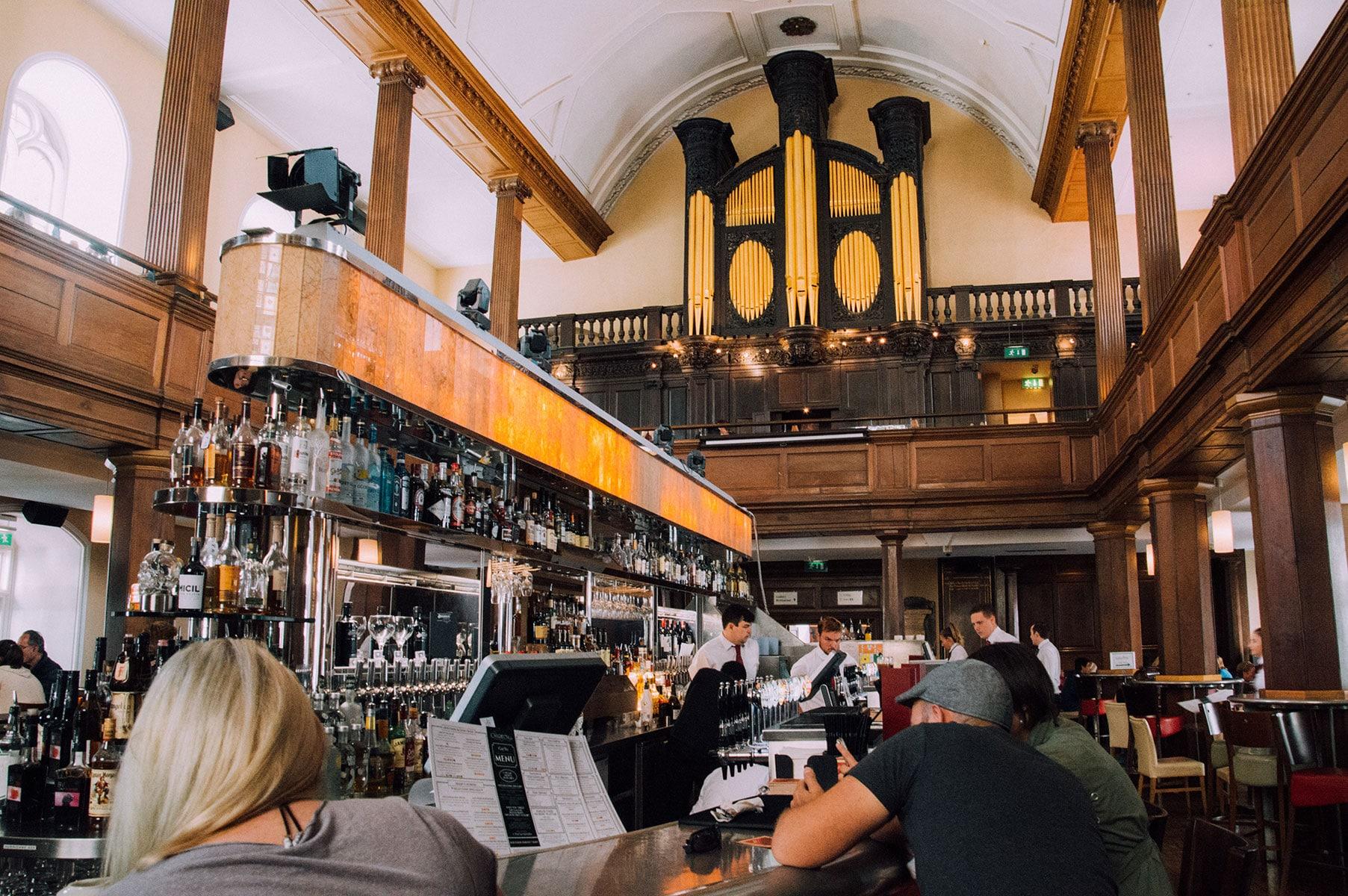 Eglise Bar Dublin