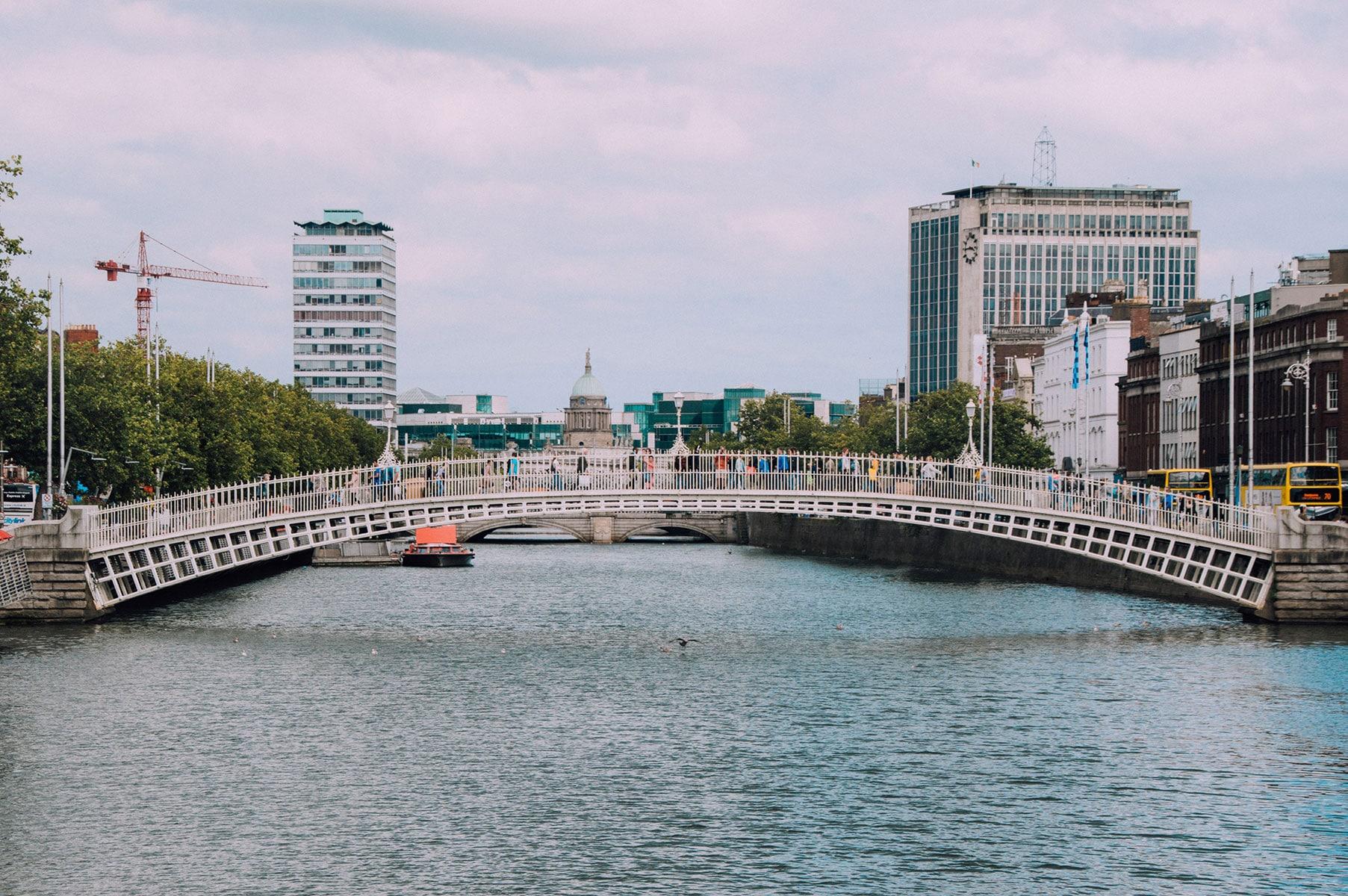 Dublin Happenny Bridge