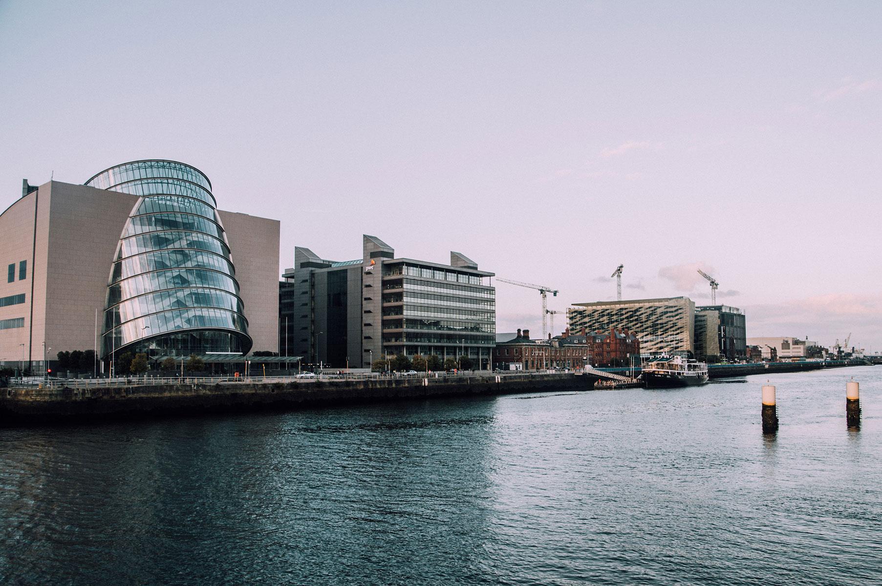 Quai Dublin Dockland