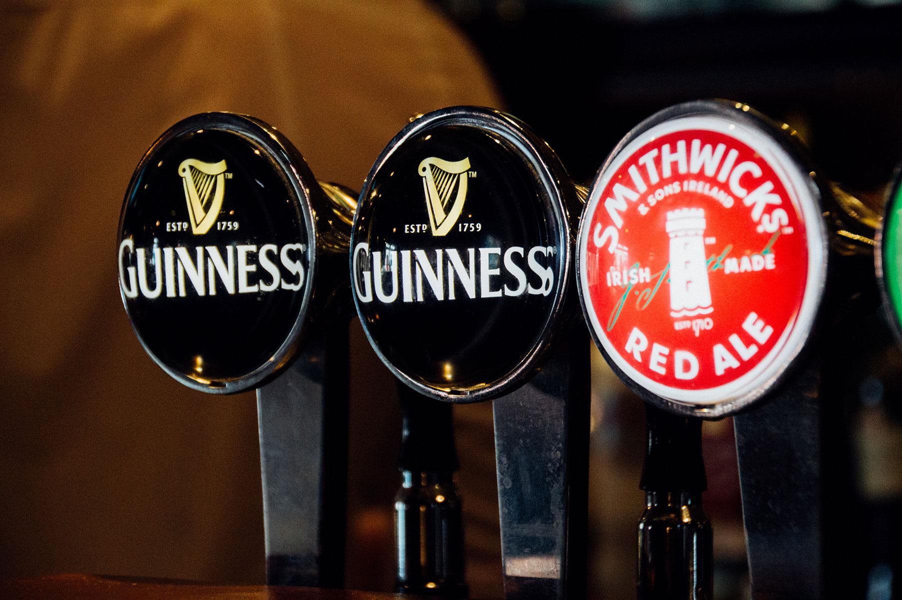 Visiter Howth Guinness voyage Dublin