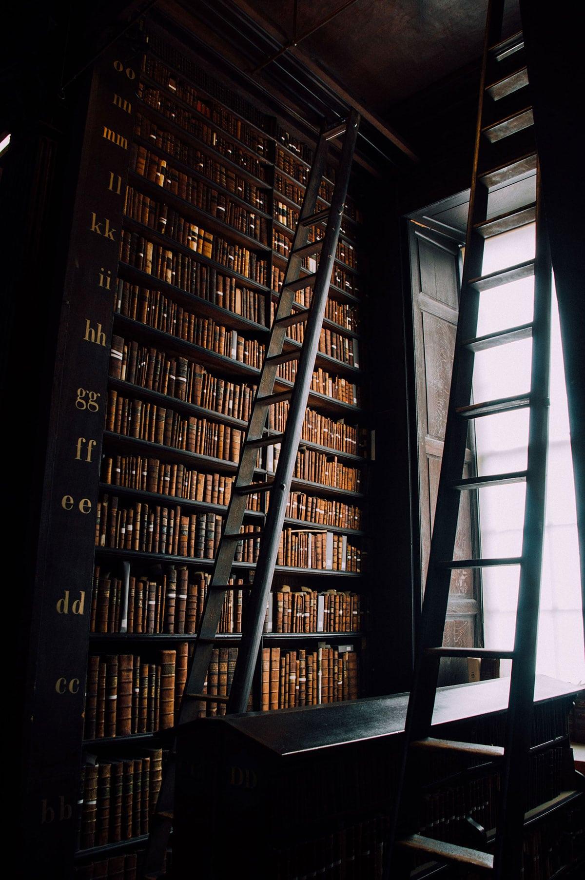 Biblothèque Dublin