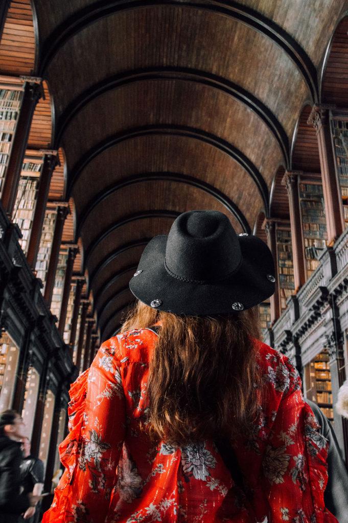 Dublin Bibliotheque visite