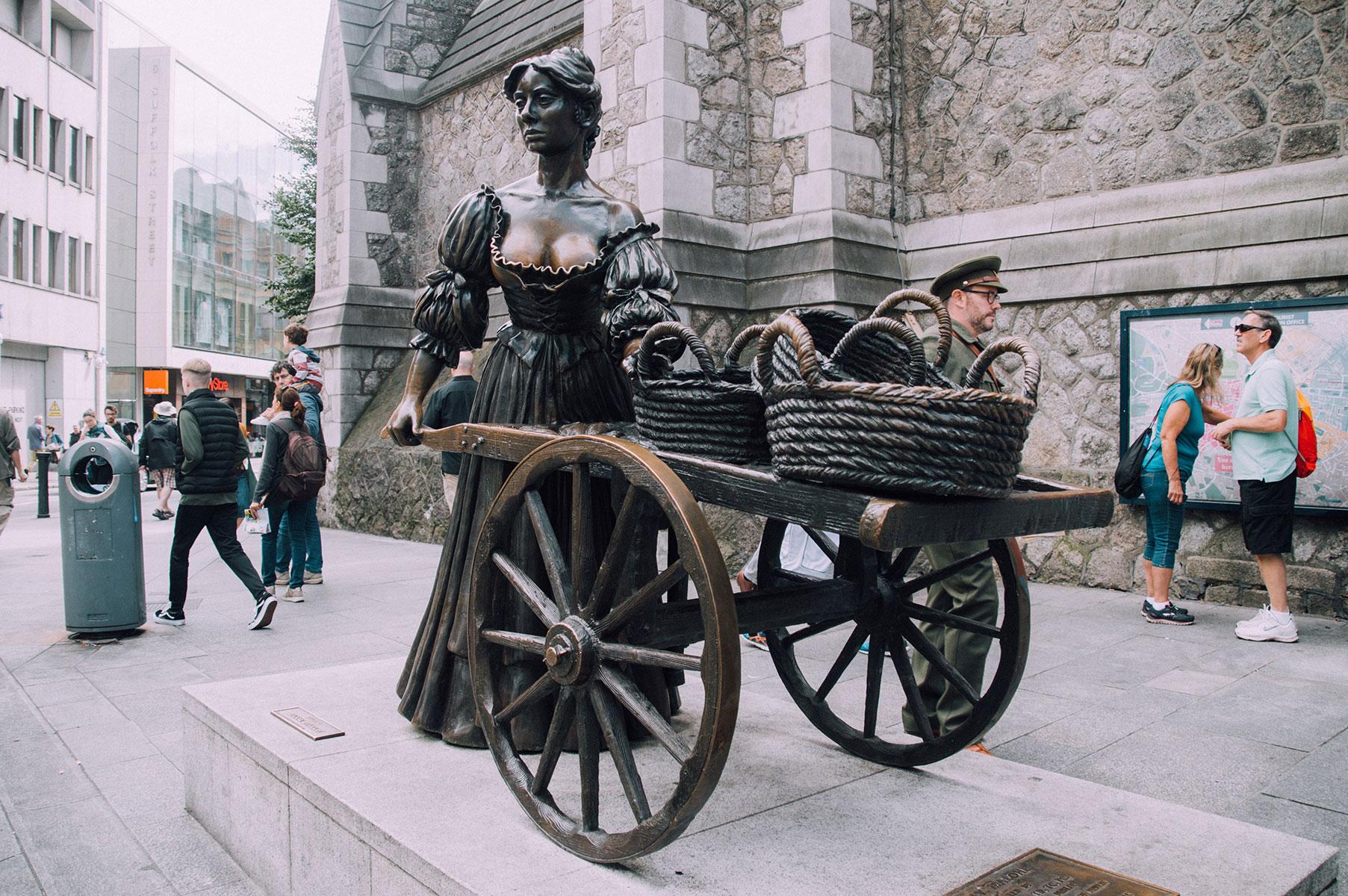 Molly Mallone Dublin