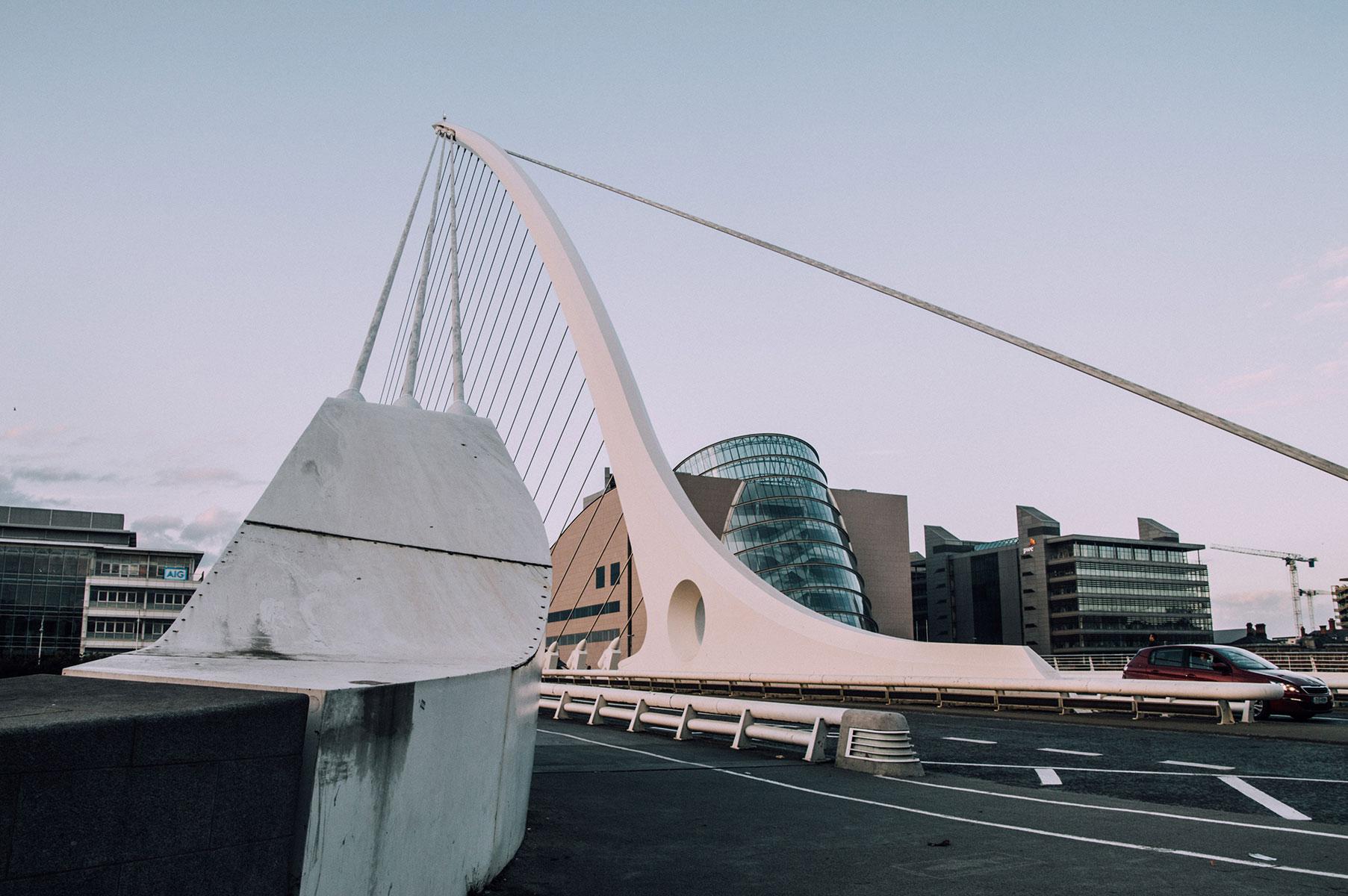 Pont Samuel Beckett Dublin