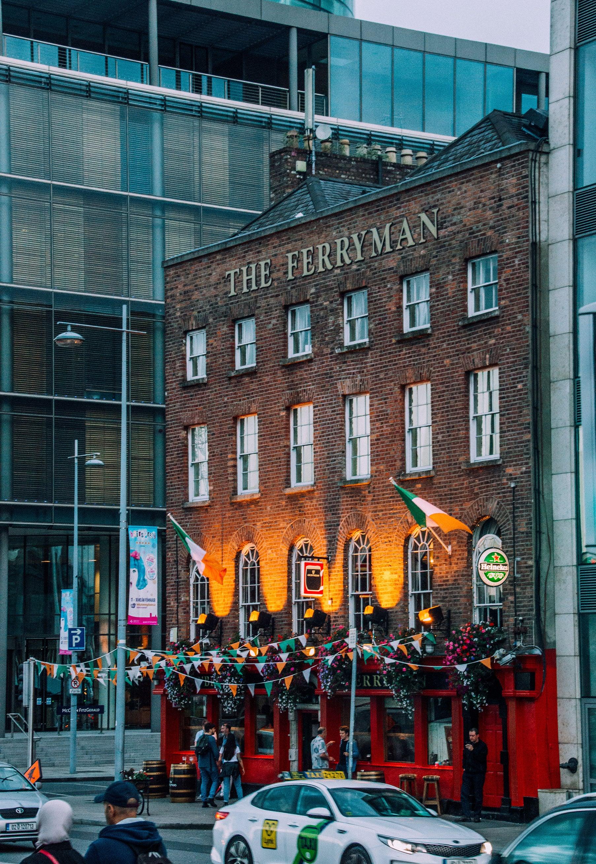 Pub FerryMan Dublin