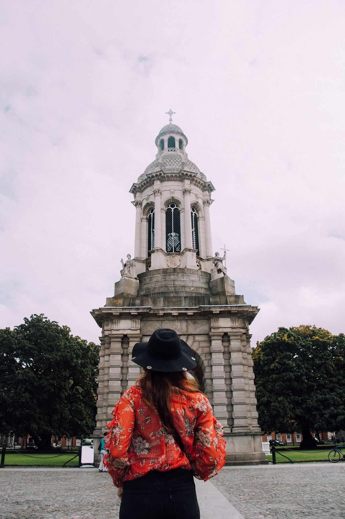 College Dublin Visite