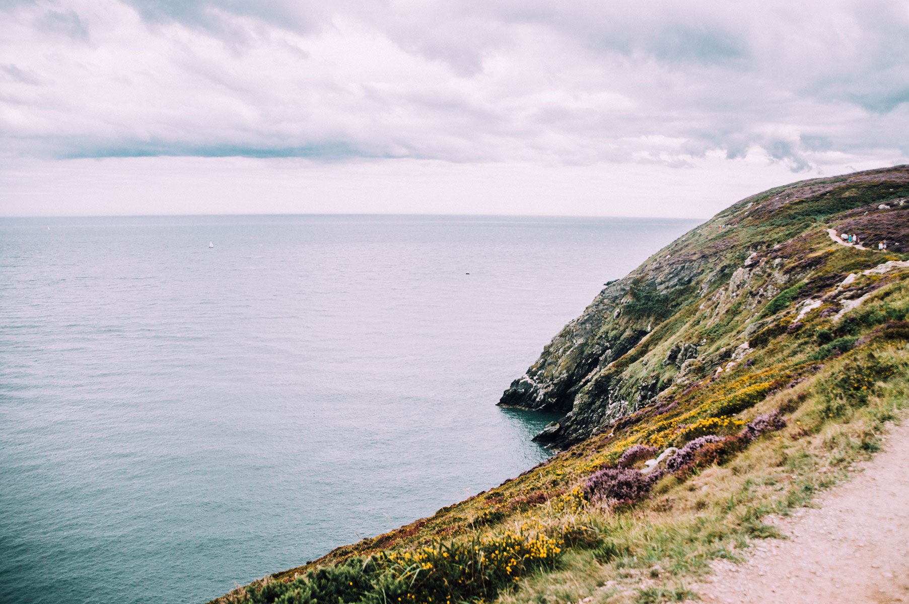 Randonnée Dublin baie