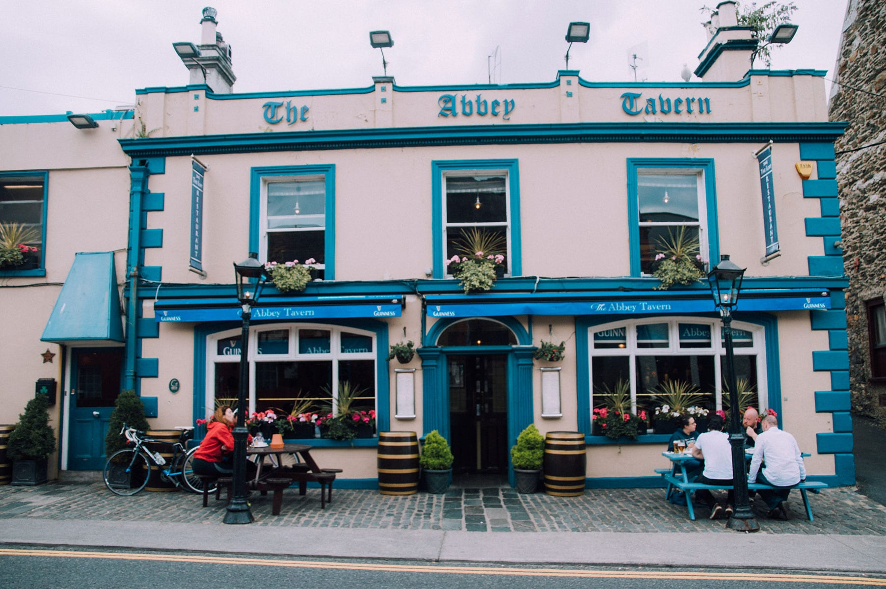 Pub Howth Restaurant voyage Dublin