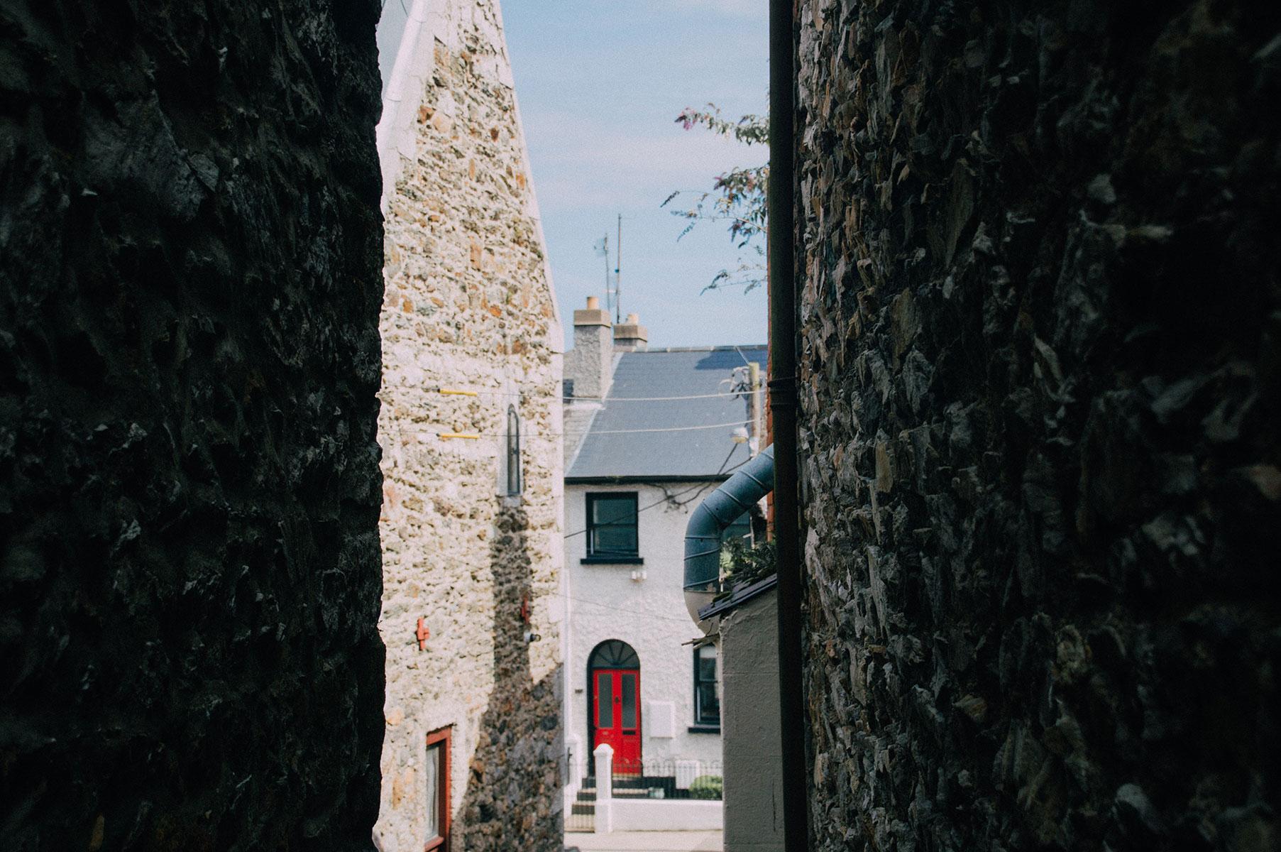 Maisons Howth village
