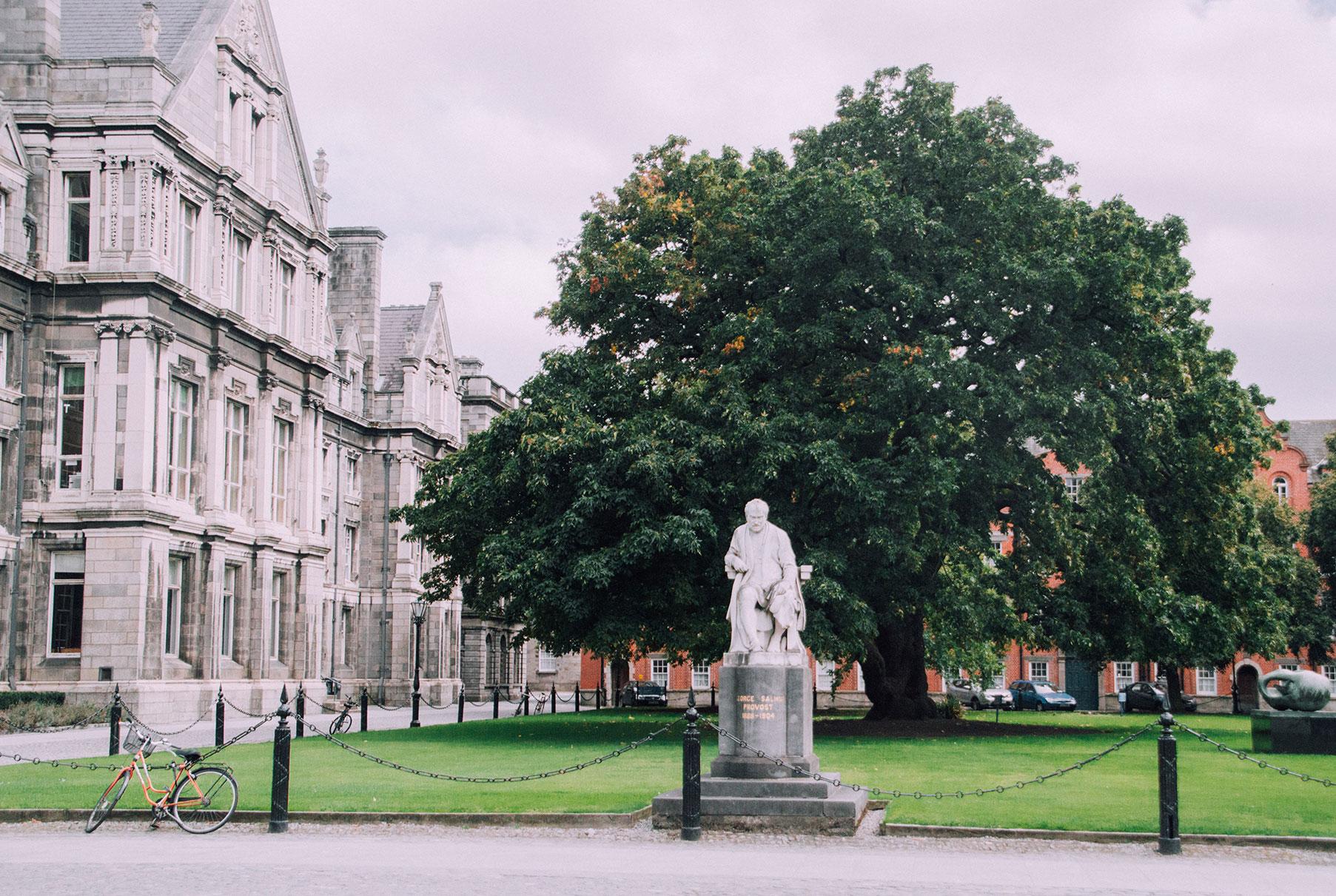 George Salmon Trinity College
