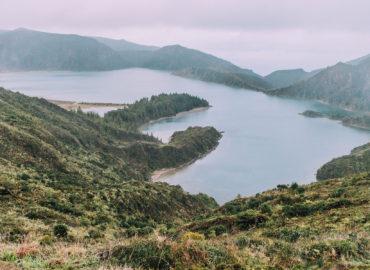 Açores blog voyage