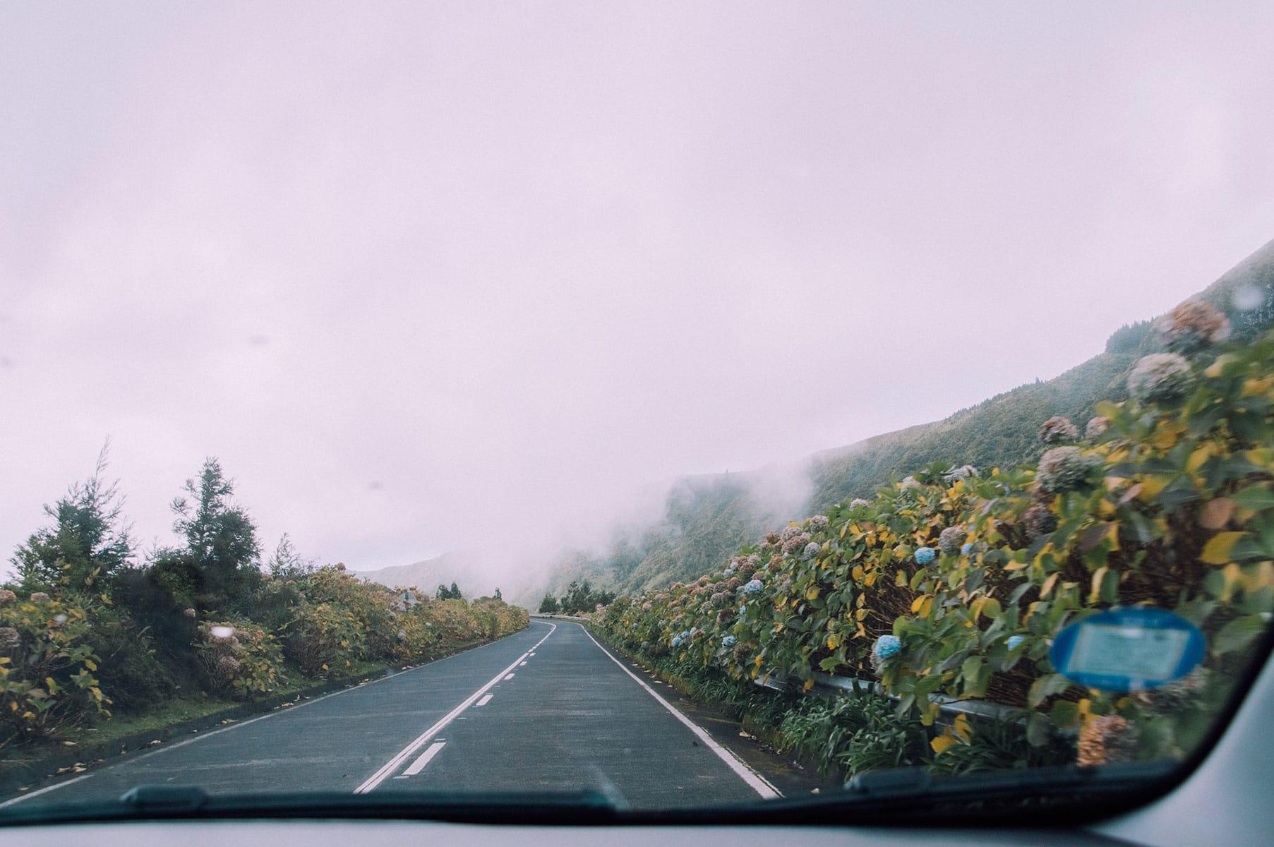 road trip sao miguel