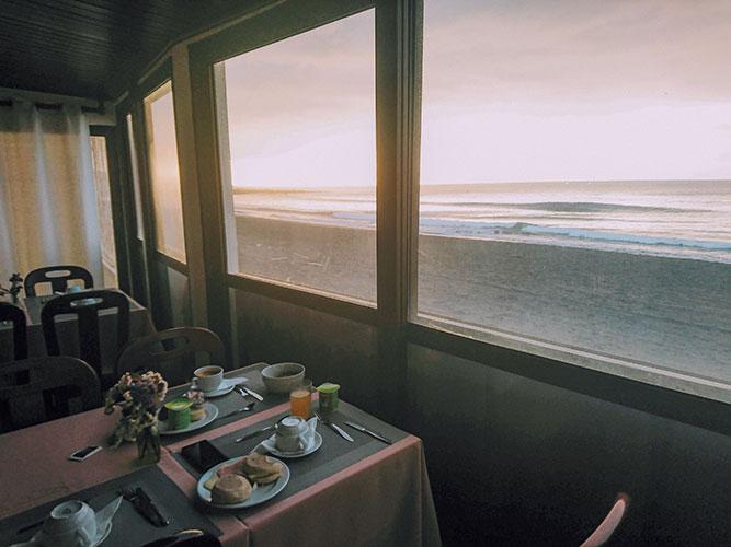 hotel sao miguel petit dejeuner