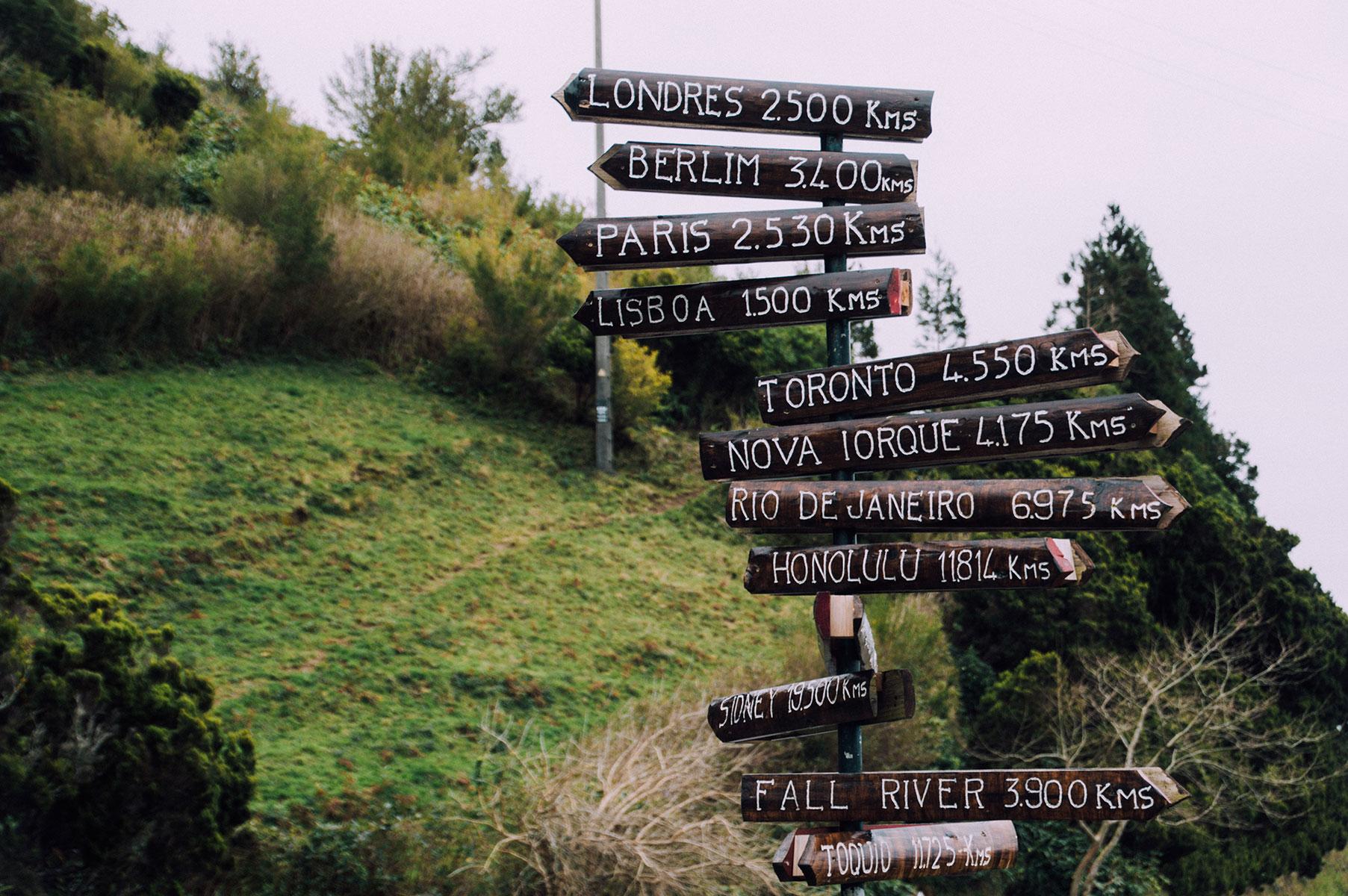 Road trip Açores