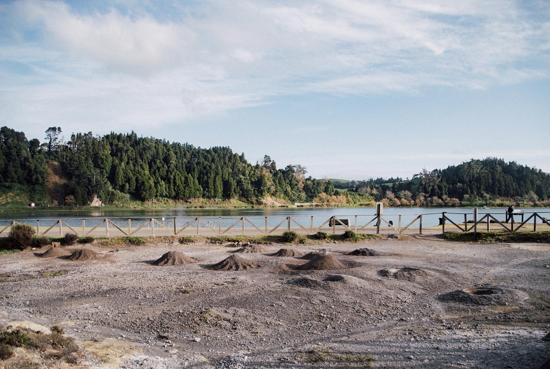 furnas sao miguel lac