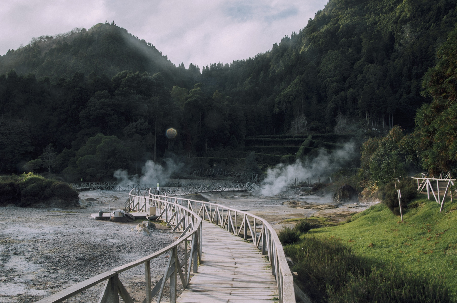 sao miguel lac furnas