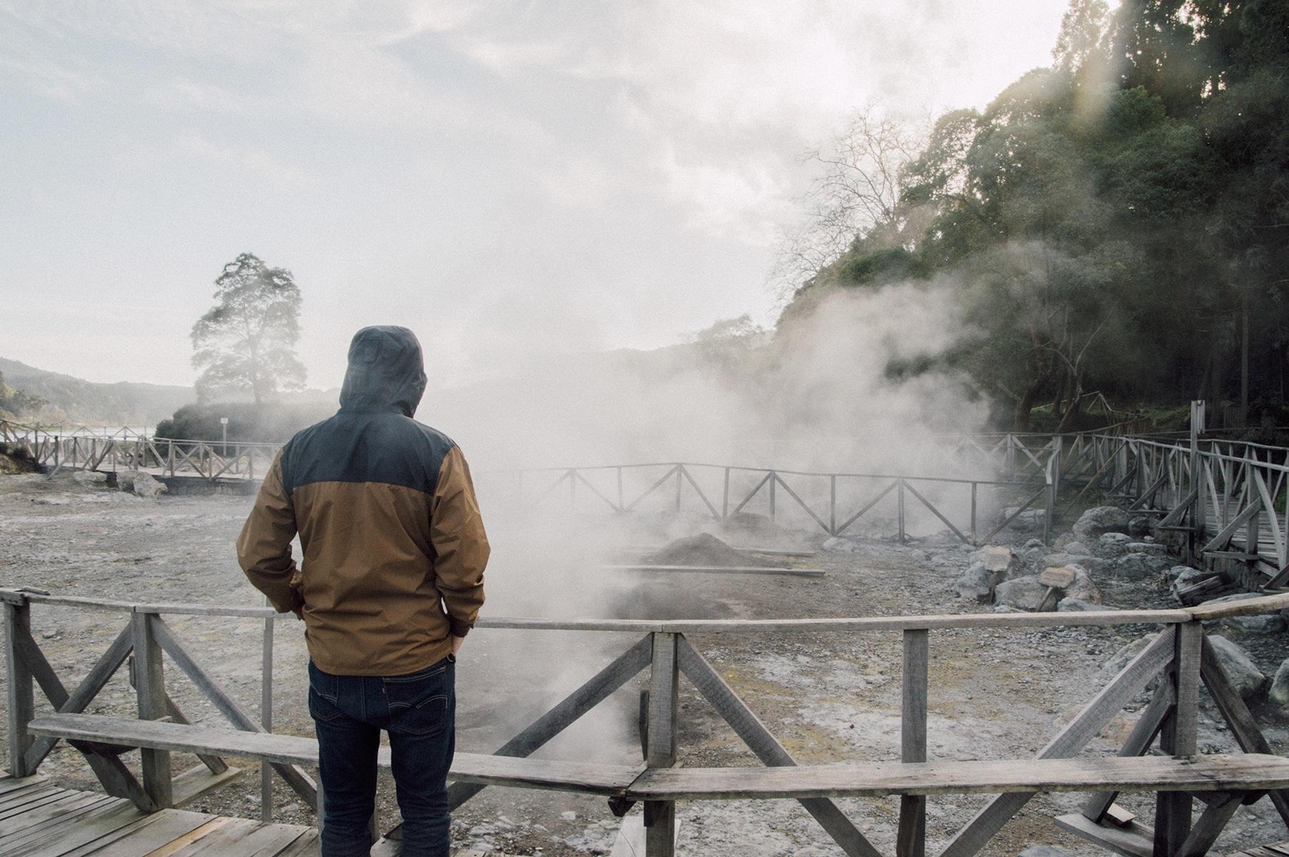 açores visite lac furnas