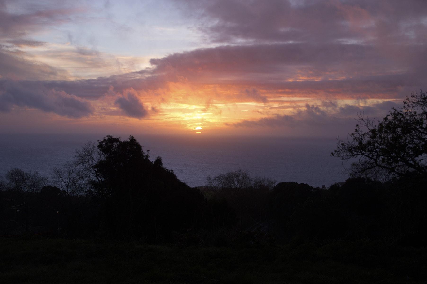 coucher de soleil sao miguel