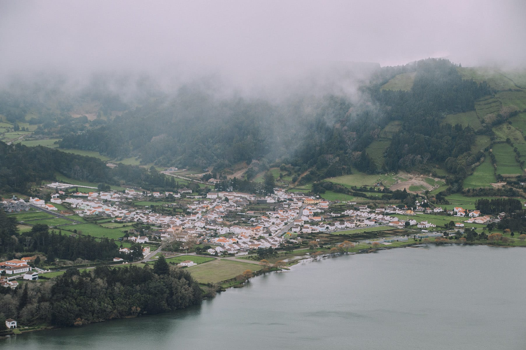 Açores visite sete cidades