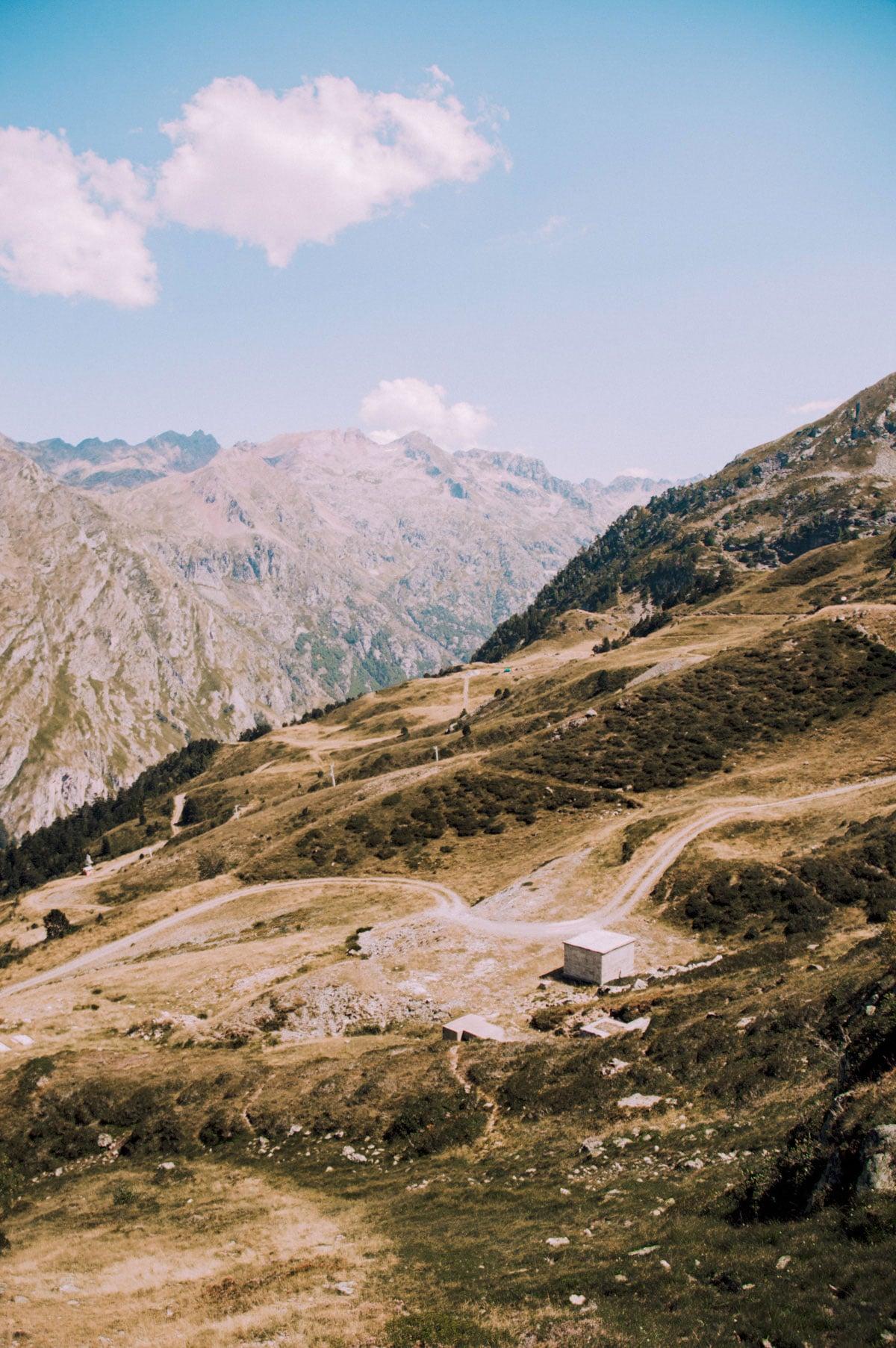 Pyrénées artouste vallee ossau
